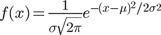 gaussian-function